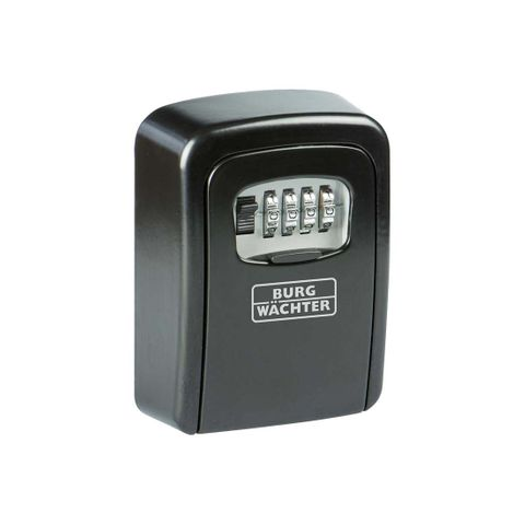 'KeySafe' Combination (Max.  9cm Key) - CARDED