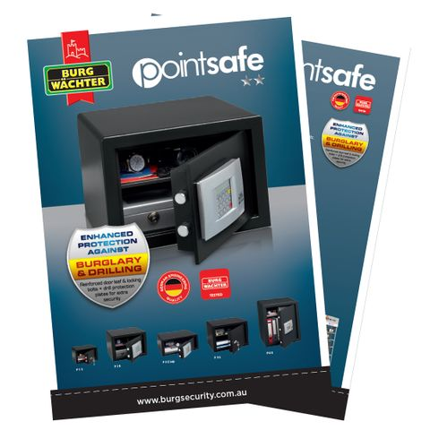 Brochure - POINTSAFE Safes Range