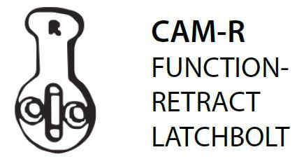 Mortice CAM-R = Retract Latch Bolt Cam (PKT of 5)