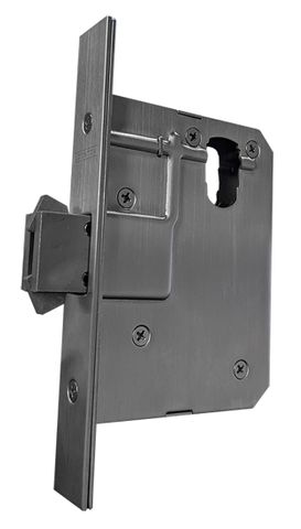60mm Backset SLIDING DOOR Mortice Lock