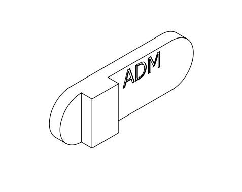 Optional ADM ADAPTOR for 'MULTICODE'