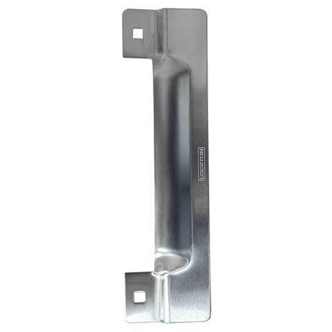 STRIKE SHIELD (BLOCKER PLATE) to suit Narrow Stile Mortice Furniture *Visible Fix* Stainless Steel