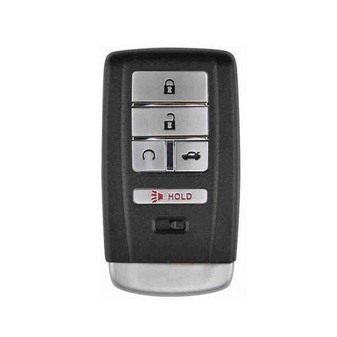 'ZB Series' SMART KEY - HONDA Style 2 - 3 B+2 Panic & Smart Start