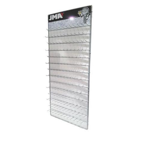 'Orma-500' KEYBOARD (Wall Mount) 168 Hooks  *Empty*