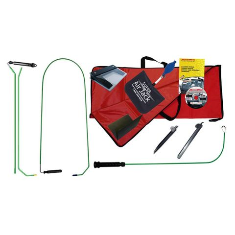 Emergency Resp. Kit - CAR OPENING SET