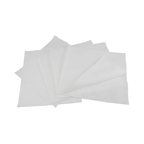LINT FREE WIPES - Pkt of 50