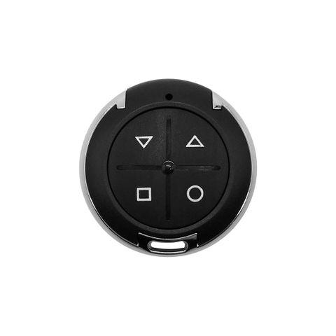 'B-Series' Garage REMOTE - ROUND - 4-Button