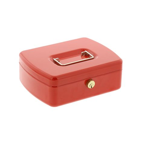 "'Office' CASH BOX - 200mm (8"")"