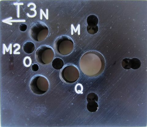 'MiniRig®' TEMPLATE - LAGARD ELECTRONIC LOCKS
