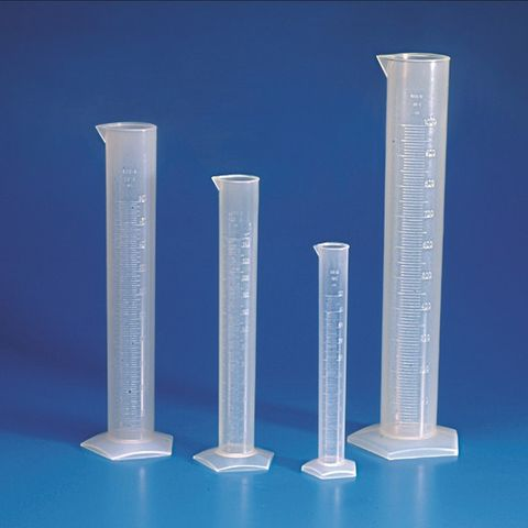MEASURING CYLINDER - TALL FORM - CLASS B (PP)