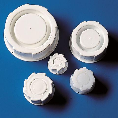 SCREW CAP - STANDARDISED - FOR DIN-168 BOTTLES (PP)