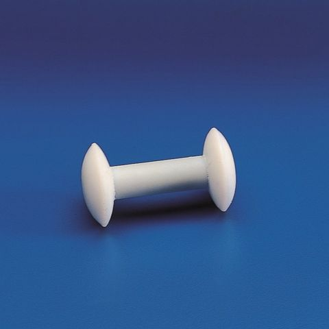 STIRRING BAR - DOUBLE END (MAGNET + PTFE)