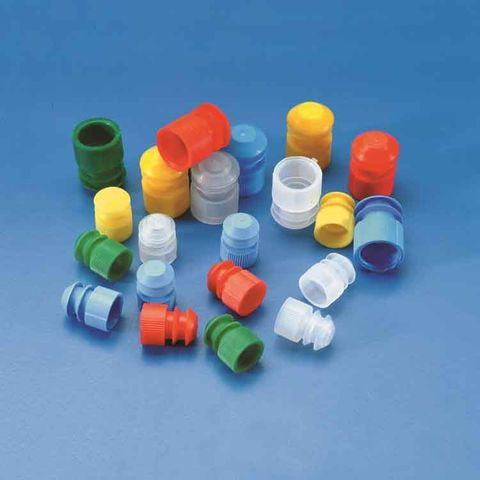 PUSH-IN STOPPER 15-17mm - PKT of 1000 (LDPE)
