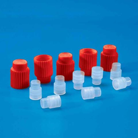 PUSH-IN STOPPER 11mm - PKT of 1000 (PE)