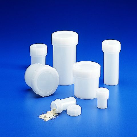 CONTAINER - SCREW CAP (LDPE)