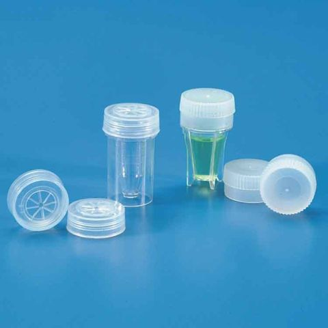 SAMPLE CUP STOPPERS - PKT of 1000 (PE)