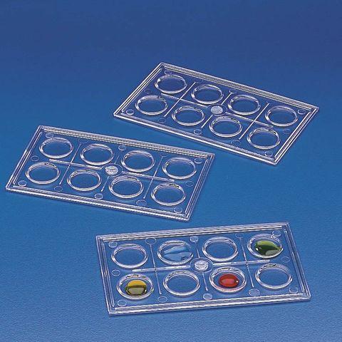 COLORIMETRIC 8-CELL TRAY (PS)