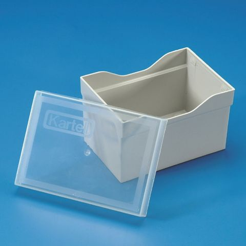 EMPTY BOX FOR PIPETTE *FILTER* TIP REFILL (PP)