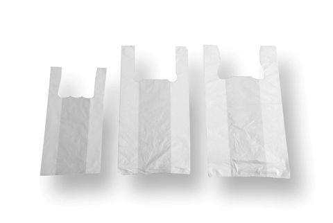 PLASTIC SINGLET CARRY BAGS