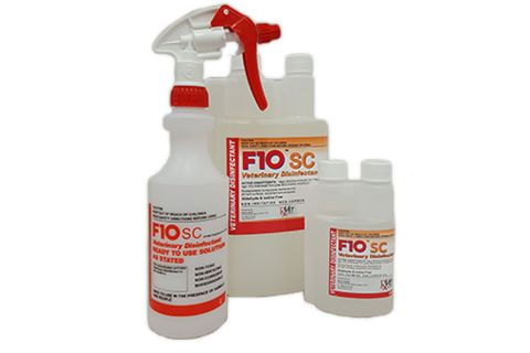F10 DISINFECTANT