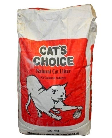 20kg Cats Choice Litter