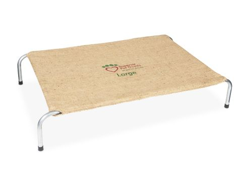 SUPERIOR PET FRAMED HESSIAN BEDS,MATS & COVERS