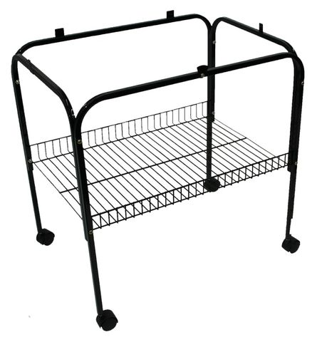 FLIGHT CAGES & STANDS