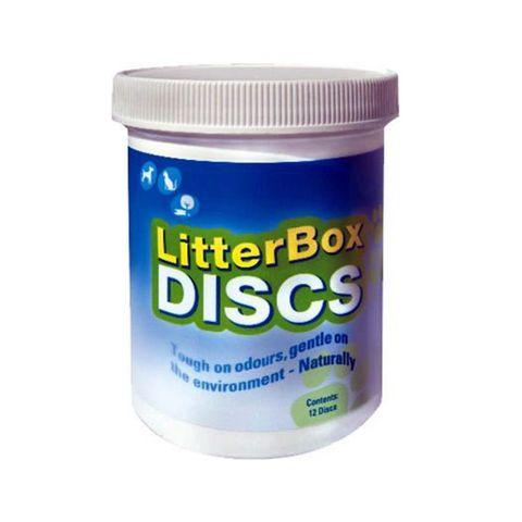 LITTER BOX DISCS