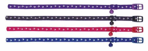 CAT NYLON PAWS COLLARS