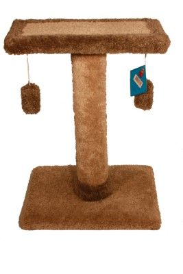 Flat Top Scratching Post 24inch