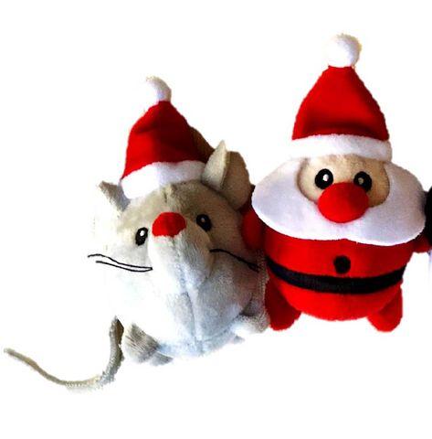 KONG CHRISTMAS CAT TOYS