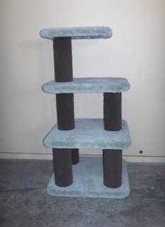 Cat Post 3 Level 100cm