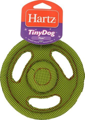 HARTZ Tiny Dog Tuff Stuff Flyer Toy