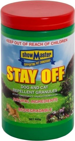 STAY OFF