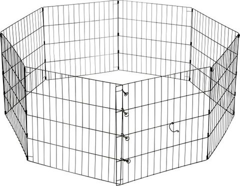 PUPPY PENS AND ENCLOSURES