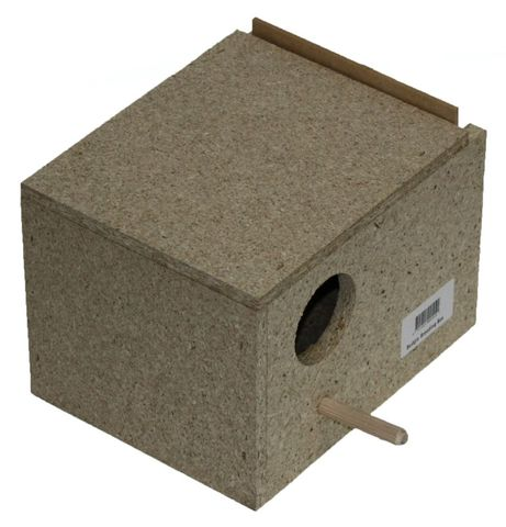 WOODEN NESTING BOXES