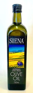 SIENA 6x750ml AUST EXT VIRGIN OLIVE OIL