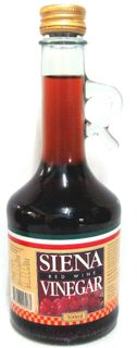 SIENA 12x500ml RED WINE VINEGAR