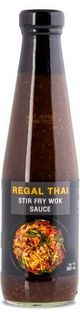 REGAL THAI 12x300ml STIR FRY WOK SAUCE