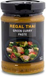 REGAL THAI 12x235gm GREEN CURRY PASTE