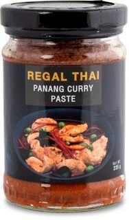 REGAL THAI 12x235gm PANEANG CURRY PASTE