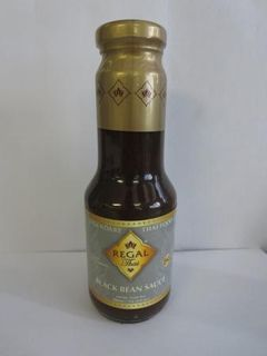 REGAL THAI 12x300ml BLACK BEAN SAUCE