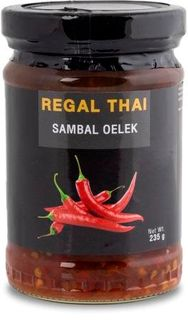 REGAL THAI 12x235gm SAMBAL OELEK