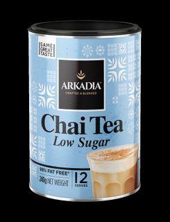 ARKADIA 6X240gm CHAI TEA LOW  SUGAR