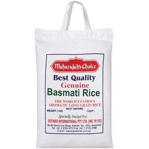 MAHARAJAHS CHOICE 5kg BASMATI RICE