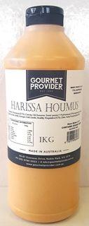 G/PROV 1kg (6) HARISSA HOUMUS SQUEEZY