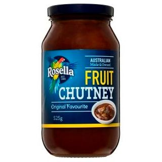 ROSELLA 8x525gm FRUIT CHUTNEY