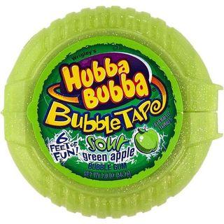 HUBBA BUBBA 12x56.7gm SOUR GREEN APPLE