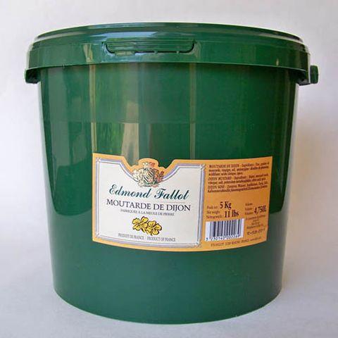 BEAUFOR (2) 5kg DIJON MUSTARD BKT