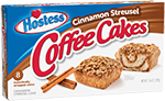 HOSTESS 8x82g(6) COFFEE CAKES 2PK S/S